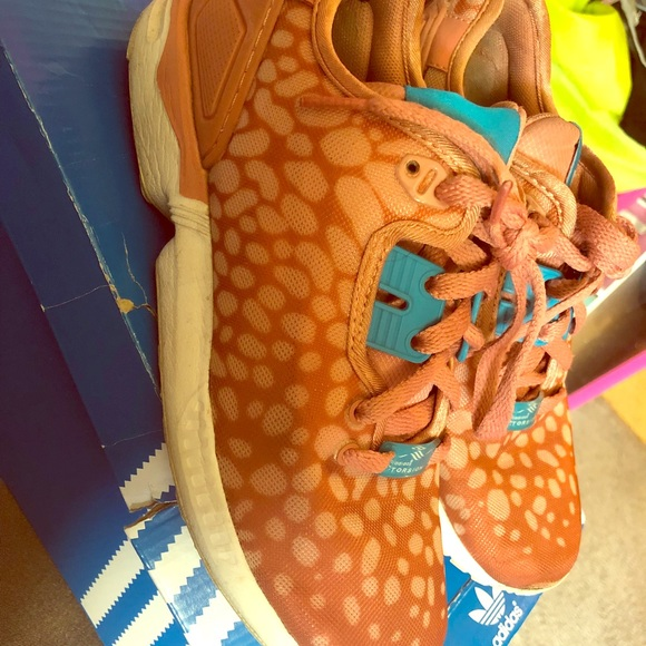 ZX FLUX TORSION ADIDAS LIMITED EDITION